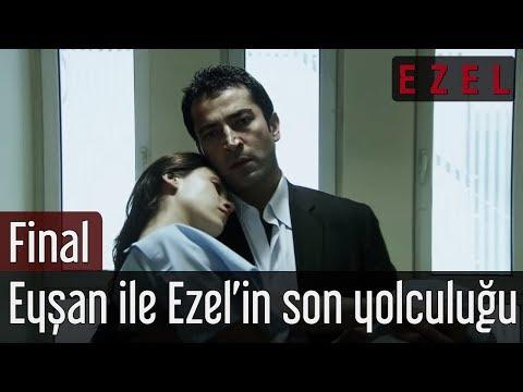 Ezel 71.Bölüm | Eyşan ile Ezel'in son yolculuğu