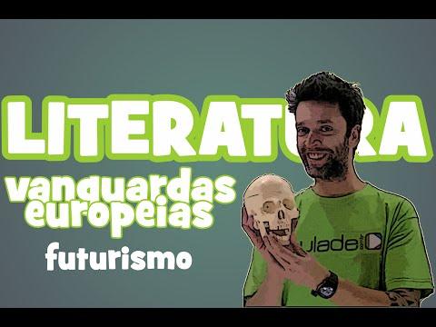 Видео As vanguardas europeias tanto na literatura e na arte