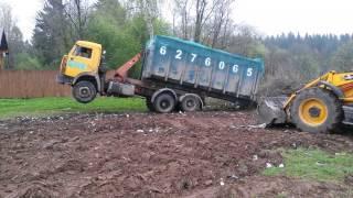 Вывоз мусора Солнечногорск, Зеленоград.(, 2014-06-03T08:58:55.000Z)