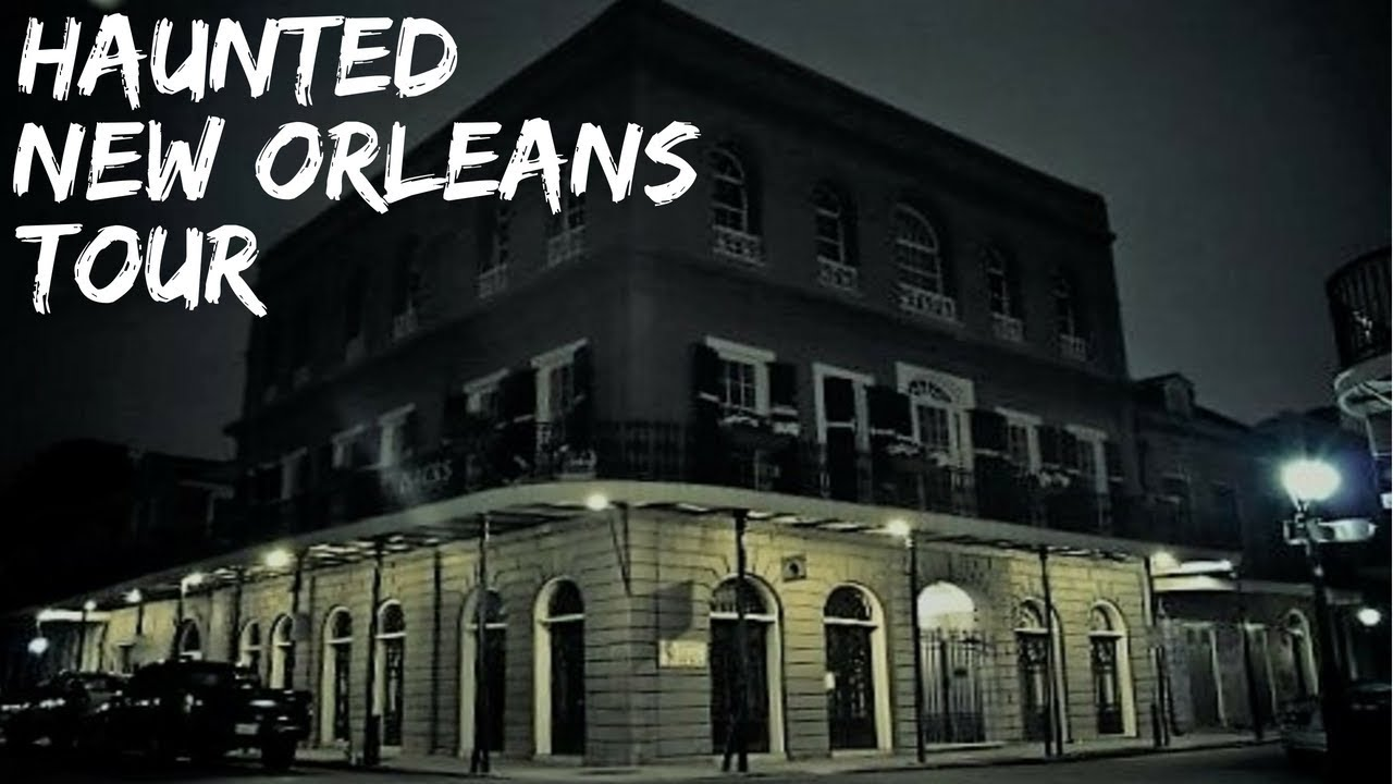 New Orleans Haunted History French Quarter Tour Youtube