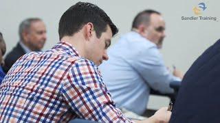 Business Leaders Master Class - Sandler Training