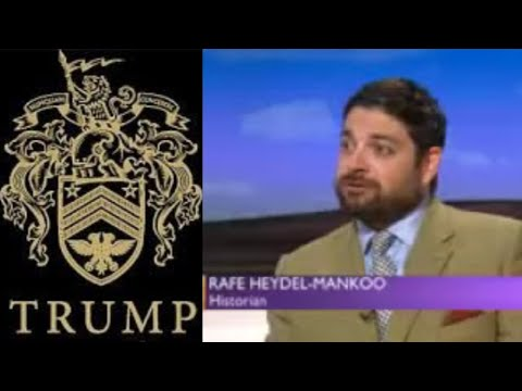 Donald Trump & The Trump Coat of Arms - BBC TV - Daily Politics - Rafe Heydel-Mankoo