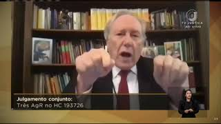 Lewandowski critica: Justamente o caso de Lula vem ao plenário?