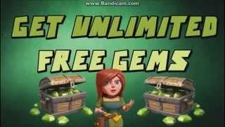 UNLIMITED GEMS HACK - CLASH OF CLANS - APP BOUNTY - NO PASSWORD