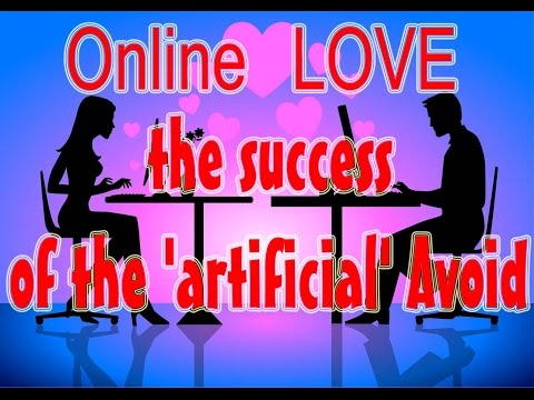 Online Dating The Success Of The 'artificial' Avoid