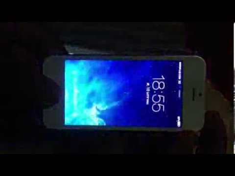 รีวิว iphone 5s ก็อปไต้หวันเหมือนแท้ ราคา3300