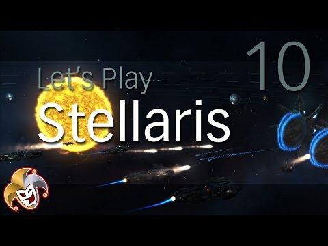 Lets Play Stellaris ~ 10 New Ship Design