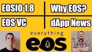 Development is thriving and the fundamentals have not changed! Wake up and smell the EOS!