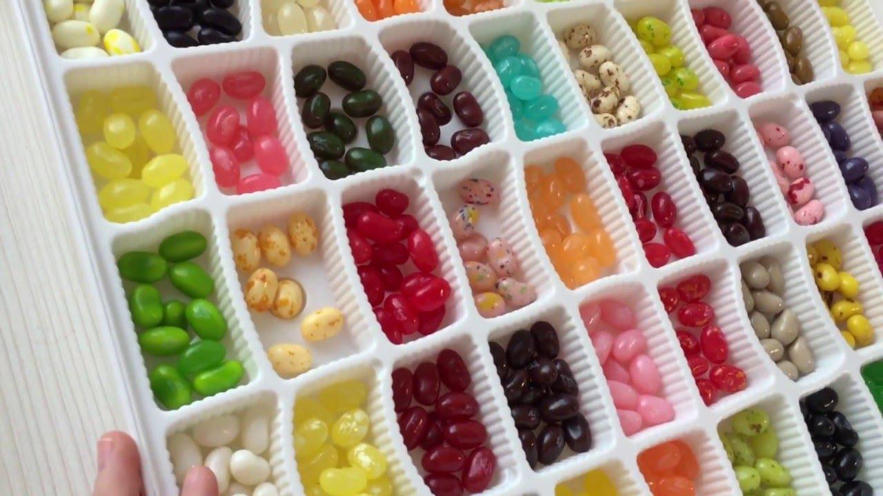 Конфеты jelly belly в последнее время стали очень популярны, за свой удивительный вкус, который передаётся на 100% правдоподобно. Так что эти конфеты действительно ну очень вкусные. Попробовав одну конфетку, будет сложно остановится!. Набор содержит конфетки со