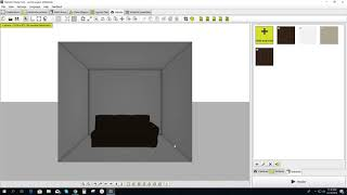 How to change the height of my room in Tilelook