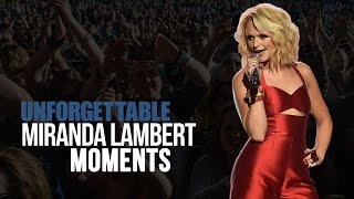 9 Unforgettable Miranda Lambert Moments