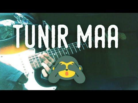 Tunir Maa 🔥 (Metal) - Guitar Cover by Saahil Gazi