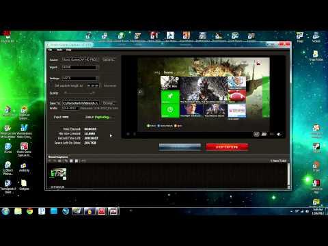 Roxio Game Capture HD Pro Preview Screen Flashing ...