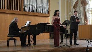 """И.Дороднов - """"Басни Крылова"""" - вокальный цикл (Дни современной музыки в Астрахани, 2013)"""