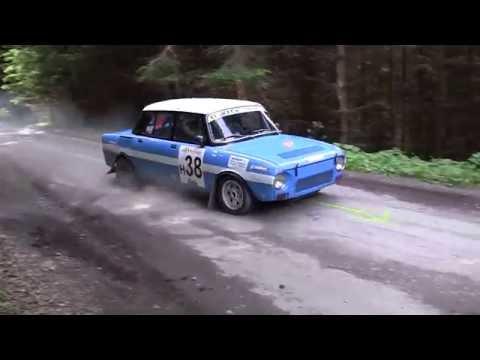 Rallye Český Krumlov 2016 | H38 | Pavel Petr - Tomáš Effa