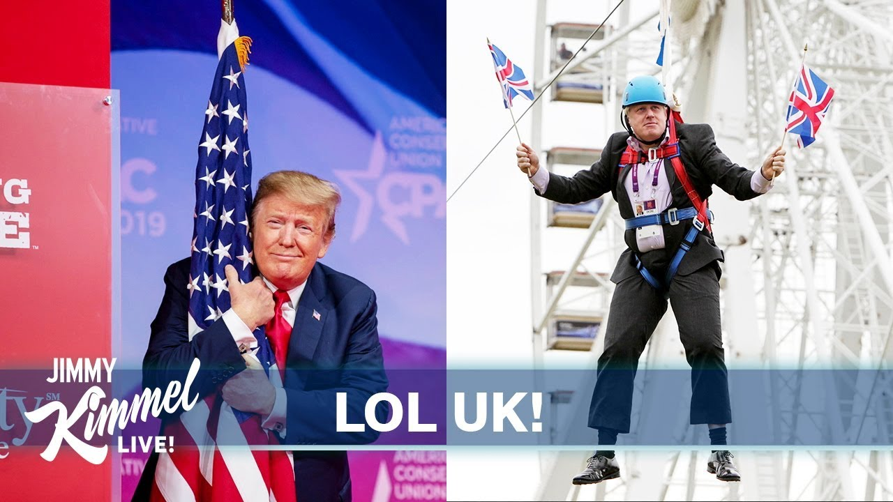 United Kingdom Has Their Own Donald Trump Now!