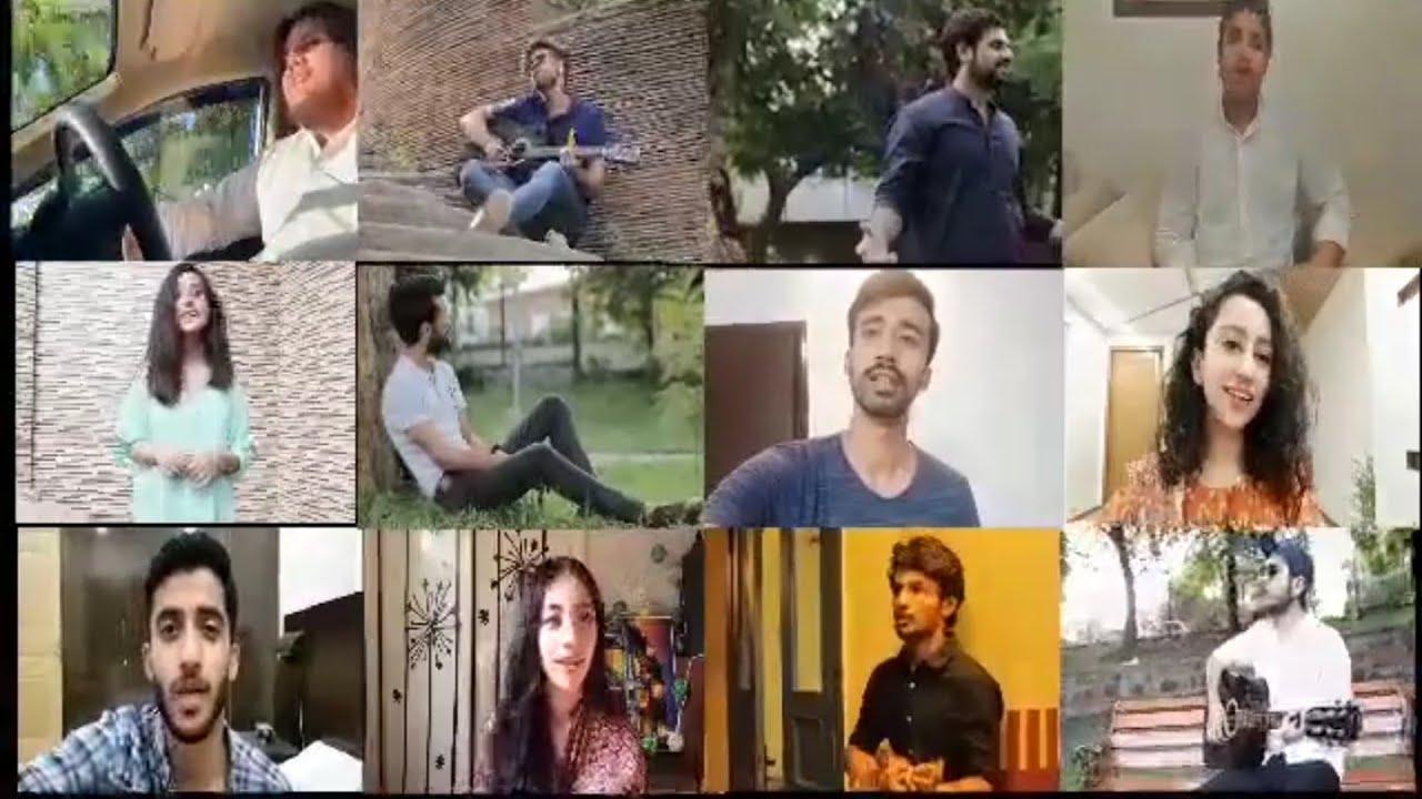 Download Us Rah Par by Junaid Jamshaid | Cover by Awaaz Society