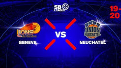 SB League - Day 13: GENEVE vs. NEUCHATEL