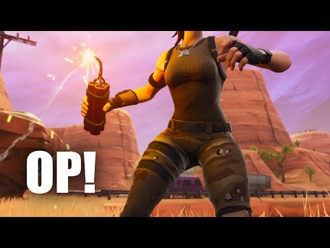 FIRST LOOK  Dynamite BANNED & Wild West  New Fortnite LTM