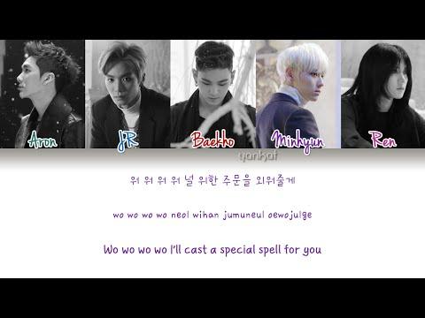 NU'EST - Overcome (여왕의 기사) (Color Coded Han|Rom|Eng Lyrics) | by Yankat