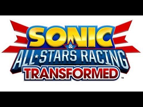 Sonic & All-Stars Racing Transformed (Wii U) Review | 8-Bit Eric
