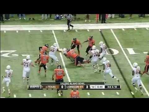 Football highlights: 2012 Valero Alamo Bowl [Dec. 29, 2012]