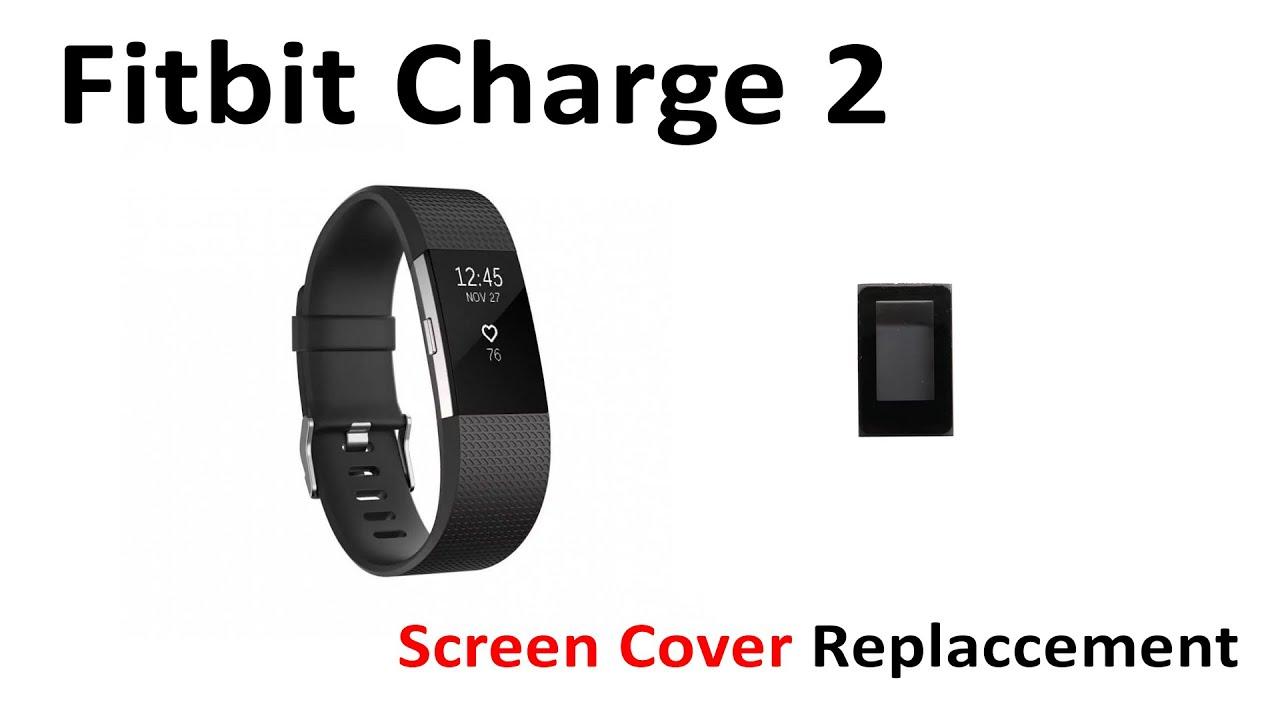 Replacement Glass DIY REPAIR Screen Cover for Fitbit Alta /& Alta HR!