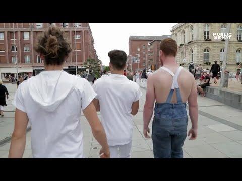 Le spectacle vivant des rues d'Amiens - C'est vous la France (23/07/2017)