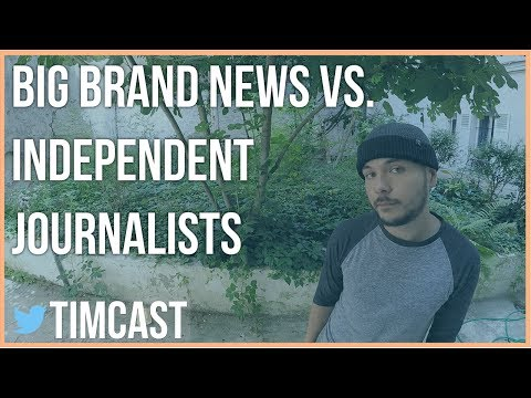 POWERFUL MAINSTREAM NEWS VS INDEPENDENT MEDIA