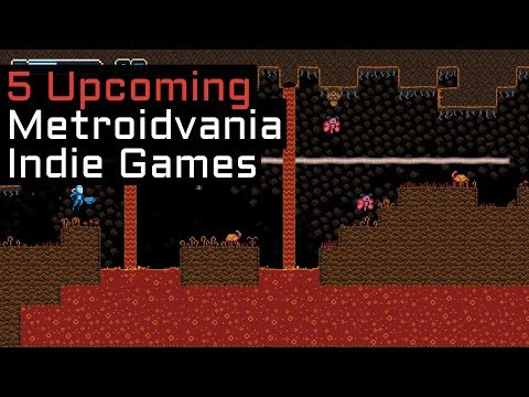 Top 5 Upcoming Castlevania Inspired / Metroidvania Indie Games in 2018/2019 - Part 5