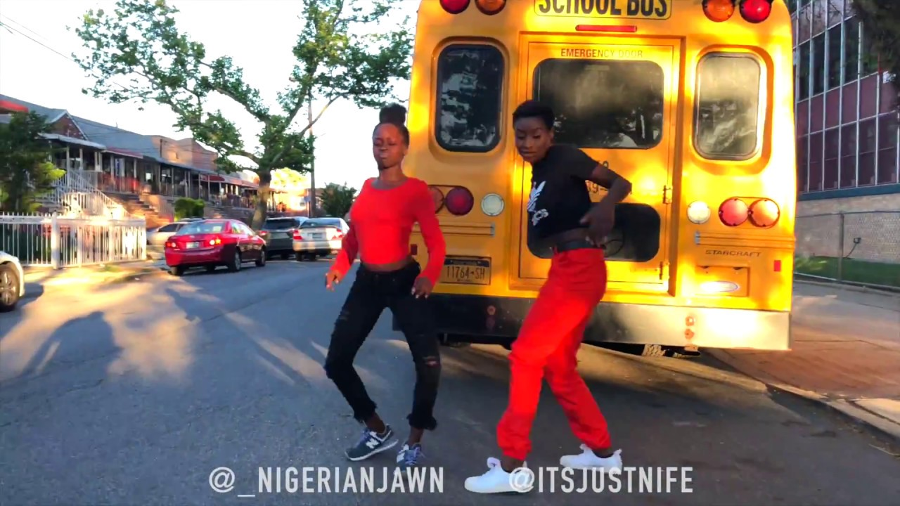 Team Salut - Zig Zag | Dance Cover by @itsjustnife & @_nigerianjawn