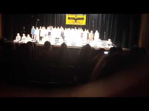 East Noble Middle School Show Choir 2014
