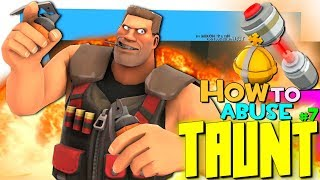TF2: How to abuse taunt #7