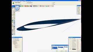 Pylon Construction Tutorial - #1 Nacelle/Pylon Creation - AeroPack - SharkCAD Pro-AP