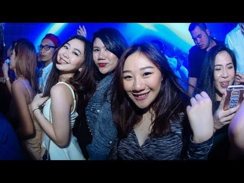 Xman Ndugal We Don't Care Versi Kehidupan Malam Jakarta