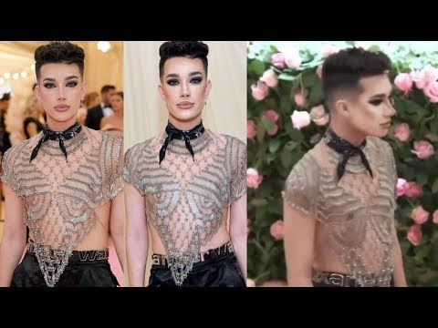 james charles went to the MET gala... and got DRAGGED to filth. http://bit.ly/2MJHVaw