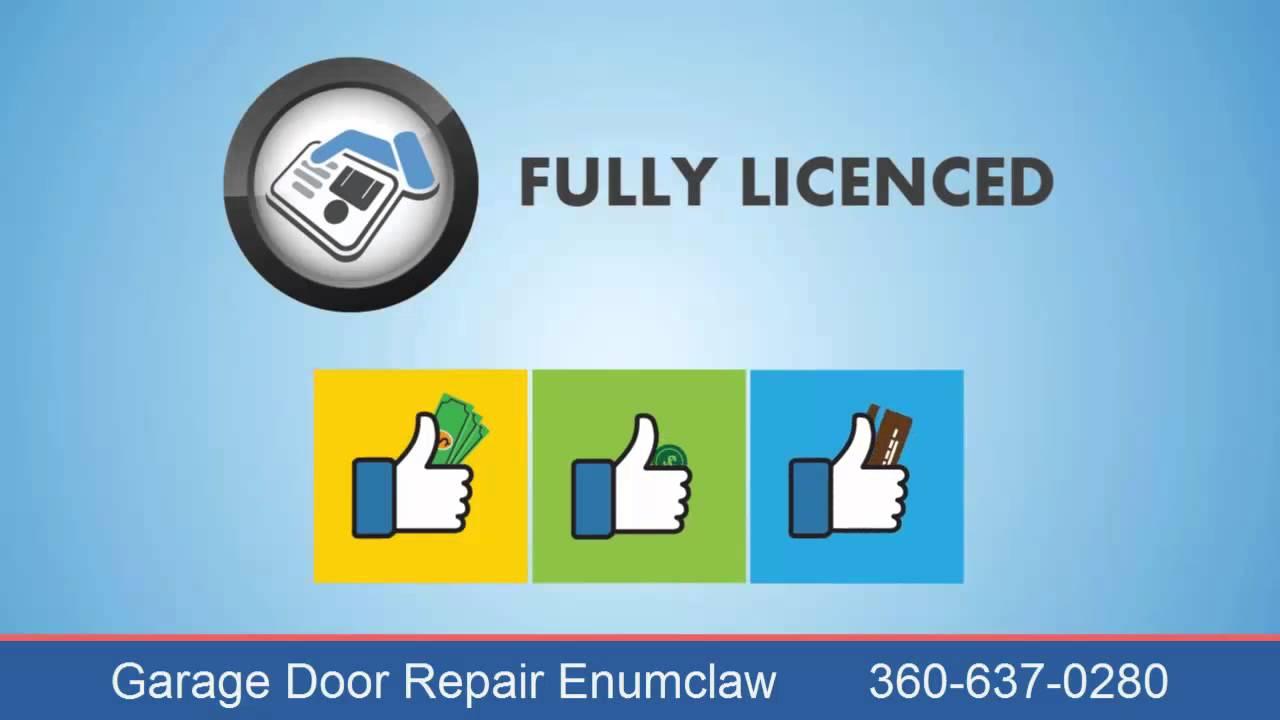 Garage Door Enumclaw Wa 360 637 0280 Garage Door Services