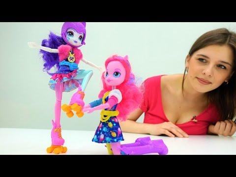 Куклы Девушки Эквестрии