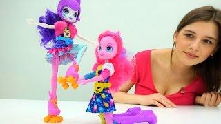 ToyClub шоу - Видео про куклы: Пинки Пай ищет Рарити