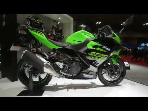 First Look 2018 Kawasaki Ninja 400 Youtube