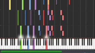 Avenged Sevenfold - A Little Piece Of Heaven Orchestra Synthesia cover