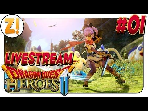 Dragon Quest Heroes 2: Fabi und Micha gegen das Böse! #01 | Let's Play [DEUTSCH]