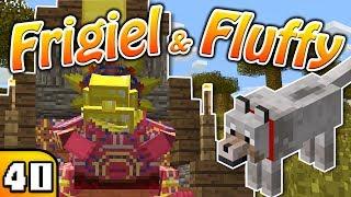 FRIGIEL & FLUFFY : LE DIEU SOLEIL | Minecraft - S4 Ep.40 thumbnail