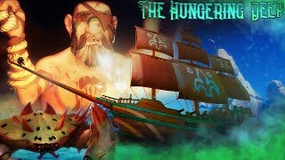 SEA OF THIEVES - THE HUNGERING DEEP OFFICIAL TRAILER XBOX ONE/PC