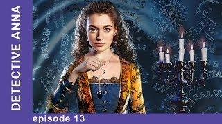 Detective Anna. Russian TV Series. Episode 13. StarMedia. Detective. English Subtitles