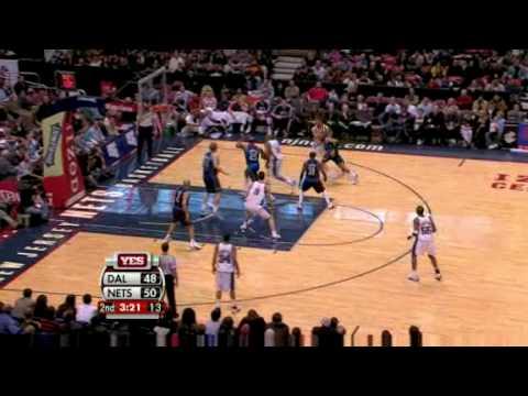 Nets 121, Mavericks 97