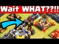 Clash of Clans - Is this even possible in WAR? *INFERNO INSANITY!*
