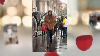 Уличная мода Милана.