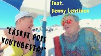 VITUN LÄSKI - Trollikommentit syynissä feat. JENNY LEHTINEN!