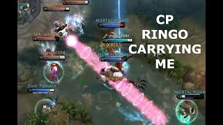 CP RINGO CARRIES ME! Vainglory 5v5 thumbnail